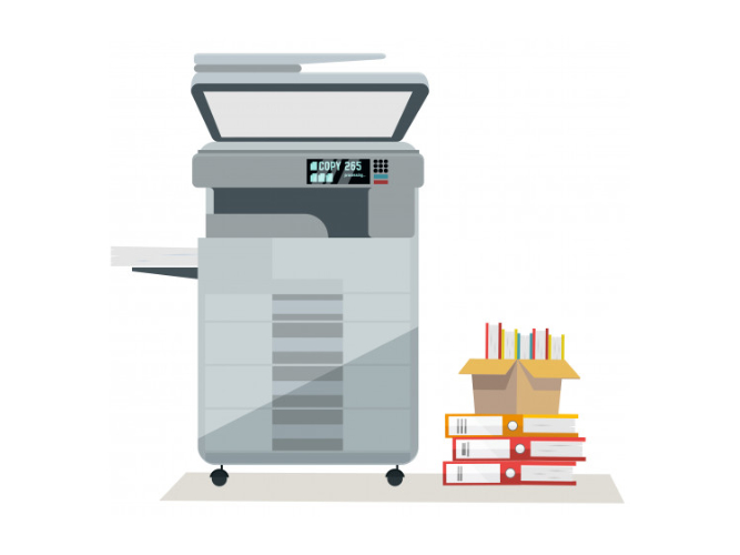 Multifunctional Printers or Copiers