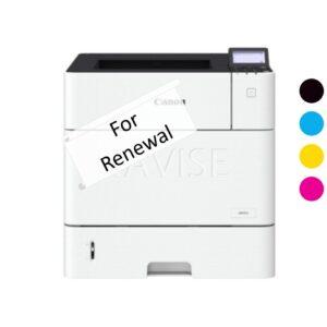 Canon LBP710CX Laser Printer Rental Renewal