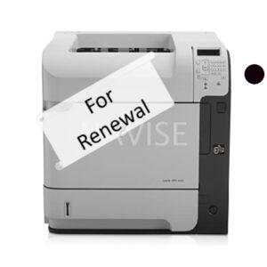 M600dn Printer Rental Renewal Credit